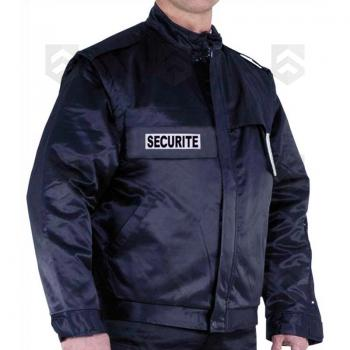 Blouson Intervention Platinium Action Line Bleu Marine