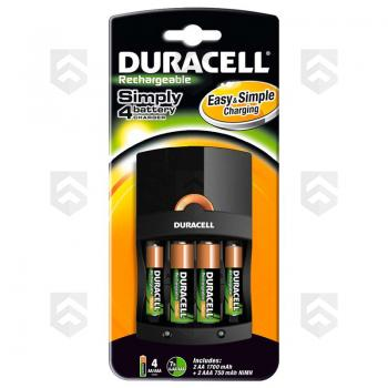 Chargeur à piles Simply Duracell®