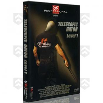DVD TELESCOPIC BATON Level 1
