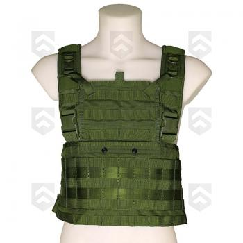 Gilet Chest Rig Commando Recon Blackhawk Vert O.D.
