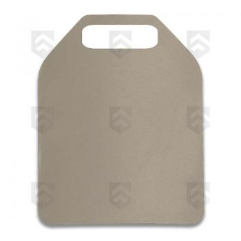 Pack de 2 Plaques Metal C4 Tactical 2,5kg Gris 0