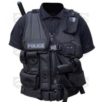 Gilet Force Intervention avec Holster PATROL®