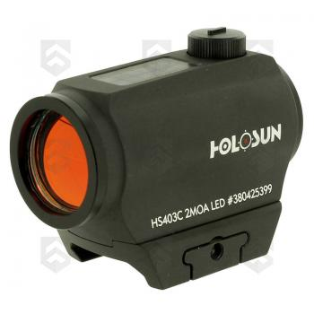 Visée Point Rouge HS403C Red Dot Holosun