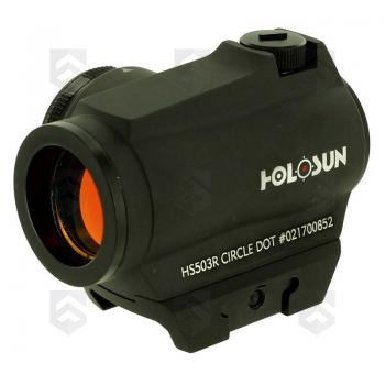 Visée Point Rouge HS503R Red Dot Holosun