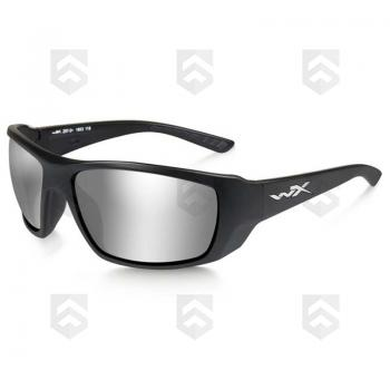 Lunettes Balistiques Kobe WILEY X Black Ops Verres Gris Flash 0