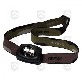 Lampe frontale army 4 Cree Led Opex