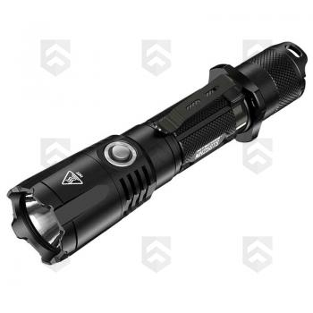 Vente Lampe Tactique Rechargeable MH25GTS Nitecore 1800 Lumens / Magasin Nitecore