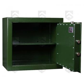 Coffre fort S2 armes de poing/munitions Mustang Safes Vert Grand