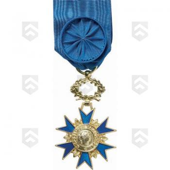 Ordre National du Mérite - Officier - Vermeil