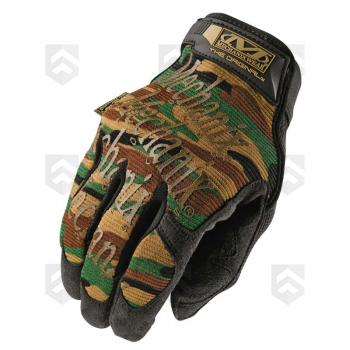 Gants ORIGINAL® Mechanix Woodland
