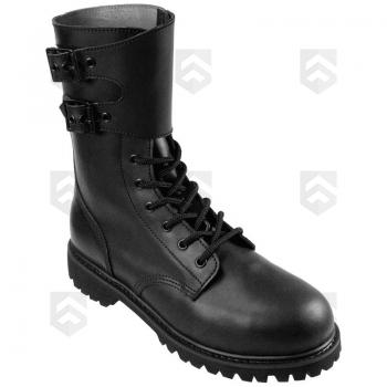 Chaussures Militaires cuir souple semelle Goodyear®