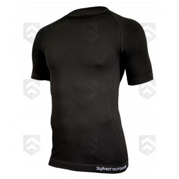T-shirt Active Line Summit Outdoor Noir 0