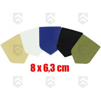 Patch Velcro Forme Ecusson Femelle à Coller
