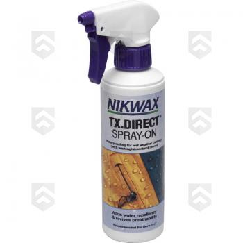Imperméabilisant laminés Tx. Direct Spray-On NIKWAX 300 ml 0