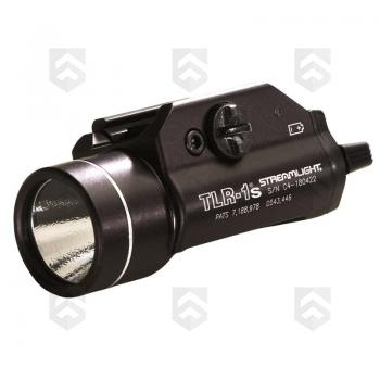 Lampe Tactique Streamlight TLR-1s Stroboscopique pour arme de poing