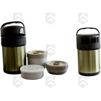 Thermos Alimentaire 1 litre Virginia® Outdoor kaki