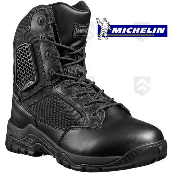 Chaussures MAGNUM® Strike Force 8.0 Side Zip WP semelle Michelin