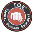 Vente Patch 3D Tactical Outdoor Equipment / Magasin TOE Concept