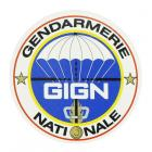 Pack de 6 Sous-Bocks GIGN